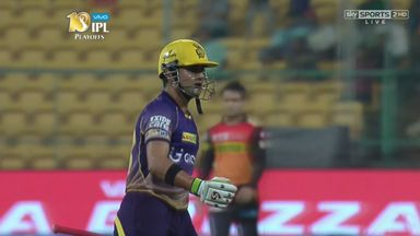IPL: Sunrisers v KKR highlights