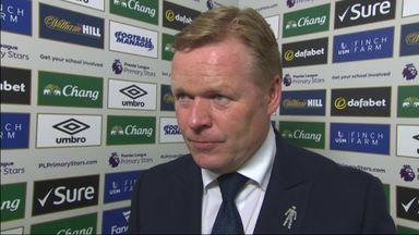 Koeman unsure of Barkley future