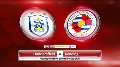 Huddersfield 0-0 Reading (4-3 pens)