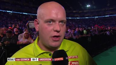 MVG through to final