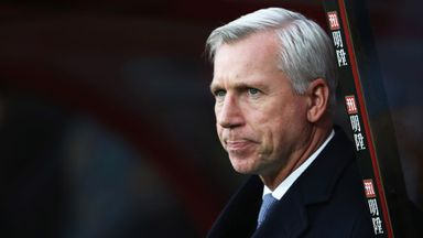 Pardew rules out Sunderland job