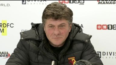 Mazzarri confident on future