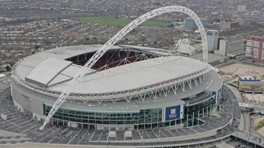 'Wembley ready for Spurs'