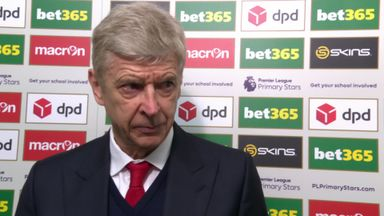 Wenger: Arsenal in control