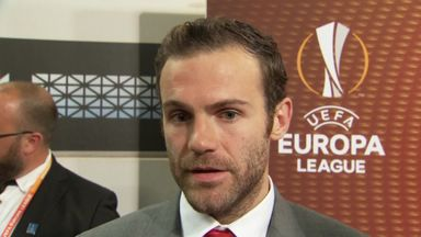 Mata: Special trophy for Manchester