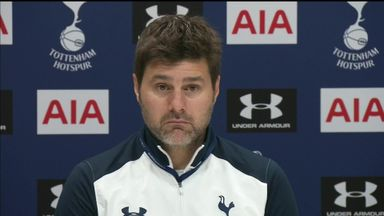 Poch: I'm not leaving Spurs