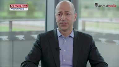 Gazidis: This is not sentimental