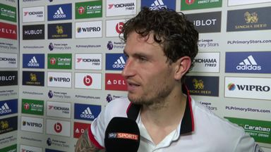 Janmaat: We deserved a point