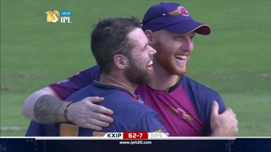 IPL: RPS v Kings XI highlights
