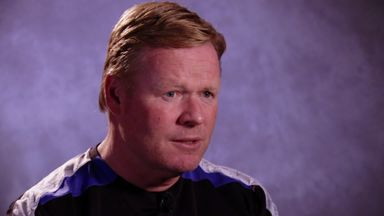 Koeman on 'season of progress'