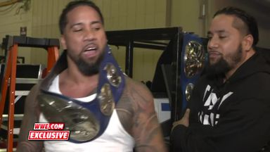 The Usos aren't into playing games