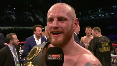 Groves finally crowned world champion