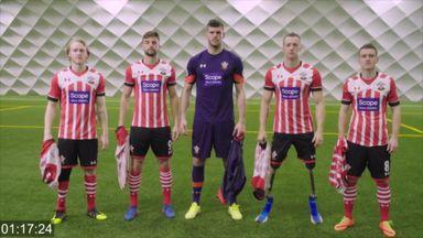 Southampton swap shirt sponsor