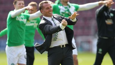 Rodgers praises Celtic consistency