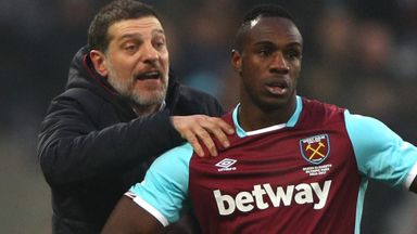 Bilic delighted at Antonio deal