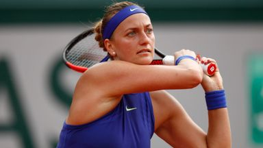 Kvitova thankful for support