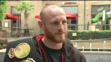 Groves: Chudinov was tough