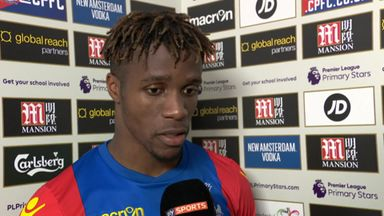 Zaha: Everyone delivered