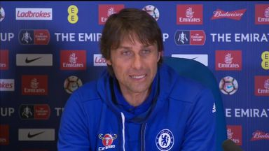 Conte hopes for long Chelsea stay