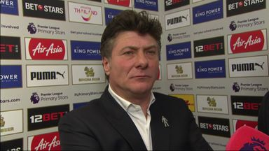 Mazzarri frustrated in defeat