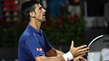 Djokovic announces Agassi as new coach