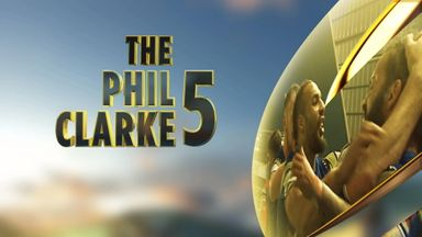Phil Clarke's Top 5 Tries