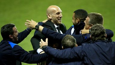 Stam not thinking about money