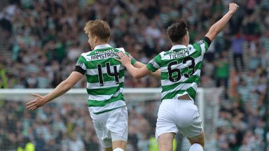 Celtic 2-1 Aberdeen