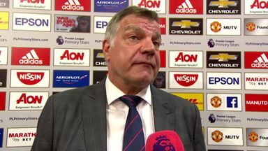 Allardyce planning for 2017/18