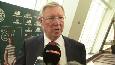 Sir Alex: Lisbon Lions the greatest