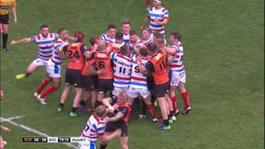 Tempers flare at Summer Bash