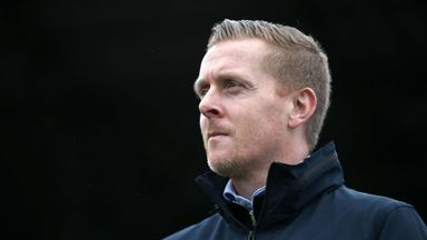 Leeds 'shocked' at Monk resignation