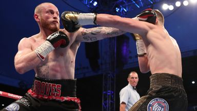 Highlights: Groves v Chudinov
