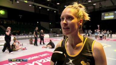 Wasps 62-46 Severn Stars: Reaction