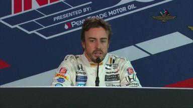 Alonso: IndyCar is raw