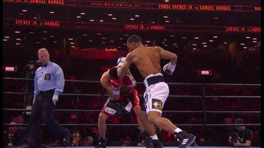 Errol 'The Truth' Spence Jr's career so far