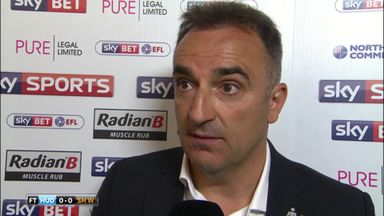 Carvalhal takes positives