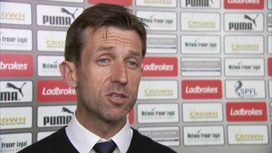 McCann hails Dundee drive