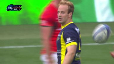 Abendanon's incredible try in final