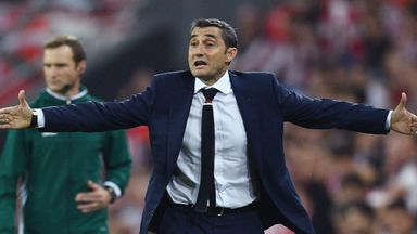 Valverde confirmed as Barca boss