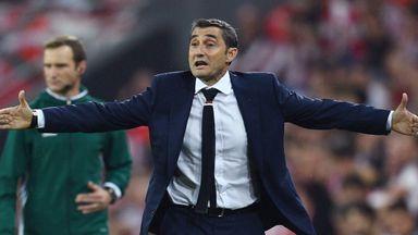 Valverde set for Barcelona