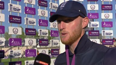 Man of the Match: Ben Stokes