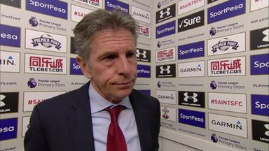 Puel pleased with eighth place