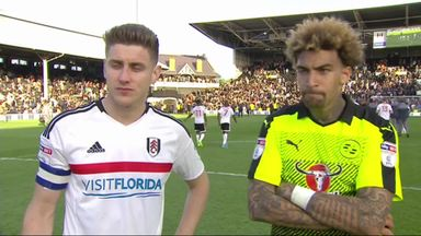 Fulham and Reading share spoils