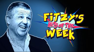Fitzy's Hits of the Week - Round 11