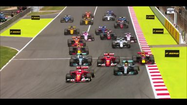 Race in Brief - Spanish GP