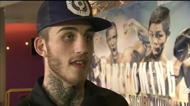 Eggington aims to build momentum