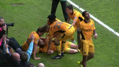Newport's dramatic late winner