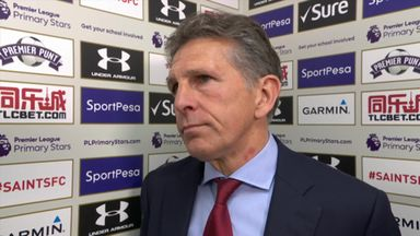 Second 45 pleases Puel