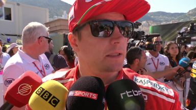 Raikkonen on Ferrari 'roles'